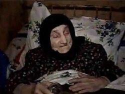 В Грузии скончался самый старый человек планеты