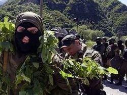 Кавказе присоединилась армия