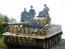 """Умер конструктор танков для фильма """"Белый тигр"""""""