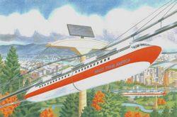 Небесный трамвай подарит вторую жизнь старым самолётам Boeing 727, 737 и 757