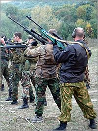 В России прошли международные соревнования снайперских пар спецслужб