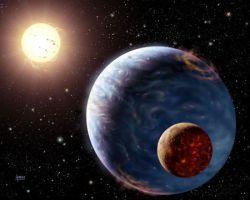 Найдены три новые планеты размером с Юпитер