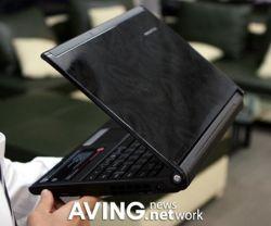 Averatec 2500 - ноутбук для экономных эстетов