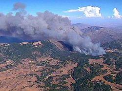 Неизвестные злоумышленники от имени CNN обвиняли в лесных пожарах в Калифорнии испаноговорящих сепаратистов