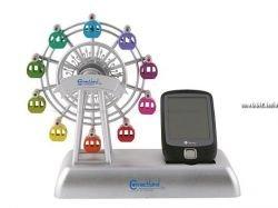 USB-подставка для телефона в виде колеса обозрения (видео)