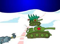 Новогодняя флэшка: Бои за новогоднюю елку