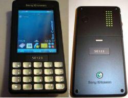 Прототип Sony Ericsson M610i появился на немецком eBay