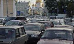 В Москве наступит полный транспортный коллапс