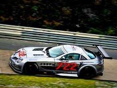 Mercedes и RML Group приготовили ответ Ferrari FXX - SLR McLaren 722 G