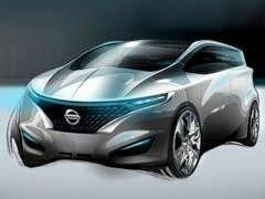 Nissan покажет в Детройте идеальный семейный автомобиль - Nissan Forum