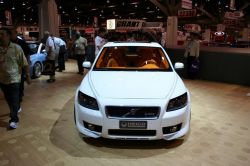 Тюнинг ателье из Германии Heico Sportiv совместно с Volvo представили спортивный Volvo Heico Sportiv C30