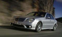 """Mercedes-Benz E63 для босса с \""""искрой в глазах\"""""""