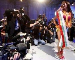 Интересные моменты с конкурса «Самая красивая попа мира», прошедшего в Мюнхене (видео)