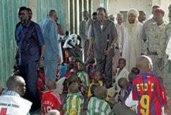 Дети, которых пытались нелегально вывезти из Чада, не являются сиротами
