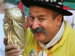 Новость о том, что Чемпионат мира по футболу 2014 года пройдет в Бразилии, расколола страну
