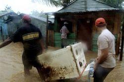 """Центральная Америка во власти урагана \""""Ноэль\"""" (фото)"""