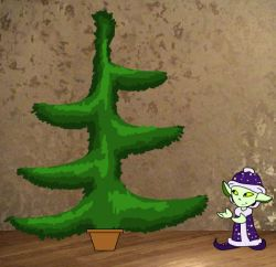 Новогодняя флэшка: Гном украсит вашу новогоднюю елку!