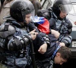 Марш террористов: протесты могут принять форму террористических актов