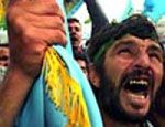 В Симферополе идут уличные бои с крымскими татарами