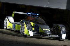 Полиция будет догонять преступников на болидах Caparo T1