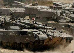 Израильские танки вторглись в Сектор Газа