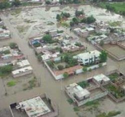 Мексиканский штат Табаско ушёл под воду