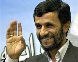 Президент Ирана Махмуд Ахмадинежад пригрозил Европе возмездием