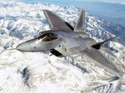 Американские истребители пятого поколения F-22 страдают от коррозии