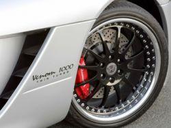 Американское тюнинг-ателье Hennessey Performance Engineering разрабатывает конкурента Bugatti Veyron