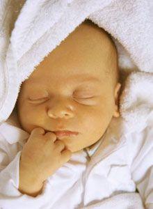 В Берлине разработан новый способ проверки слуха у новорожденных