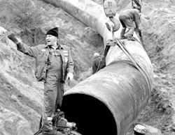 Москва не приняла предложение Минска построить вторую ветку газопровода через Белоруссию