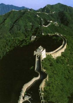 В Китае нашли еще 5 километров Великой Китайской стены
