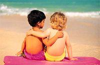 Почему девочкам нравится розовое, а мальчикам — синее
