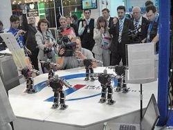 В России запустили первое серийное производство андроидов