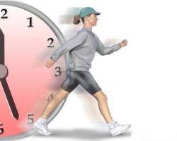 Здоровый образ жизни вполовину сокращает случаи инфарктов