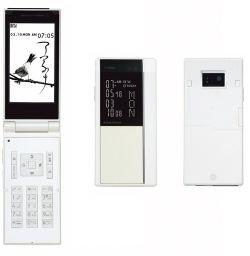 Foma N705i: 3G-раскладушка с двумя камерами