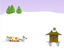 Новогодняя флэшка: Крысы готовятся к Новому году!