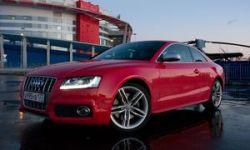 Уникальное купе S5 от компании Audi