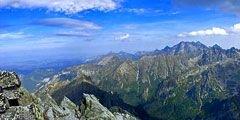 Высокогорные маршруты в Словакии закрыты для туристов