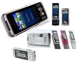 Sony Ericsson выпускает камерофон-слайдер SO905iCS