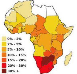 Африке грозит двойная эпидемия