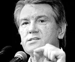 Виктор Ющенко напугал румын