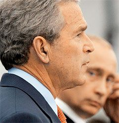 Россия и США стремительно движутся к «холодной войне»