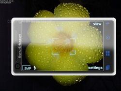 """Концепт \""""убийцы iPhone\"""" от Sony Ericsson"""