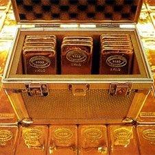 Цены на золото выросли на 25% и готовы побить рекорд 27-летней давности