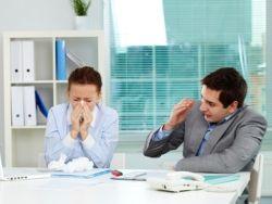 Этот опасный офис: коллективные болезни