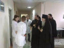 Новость на Newsland: Совершать религиозные обряды в больницах станет проще