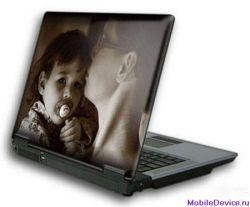 NVousPC выпустила новый необычный ноутбук Carbon