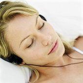 Музыка помогает уснуть
