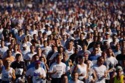 Нью-йоркским марафонцам запретили бежать с плеерами